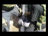 Заказное убийство у Навигатора: появилось видео задержания исполнителя