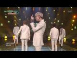 KNK - Sun, Moon, Star @ Music Bank 170602