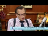Larry King and William Shatner about James Spader