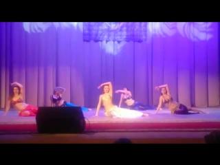 Мои ученицы♡♡♡,восточный танец беледи