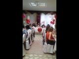 свадьба Танюши и Сережи! Мама и папа танцуют))