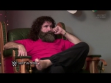 Holy Foley: Mick Foley wants to be a better singing Santa