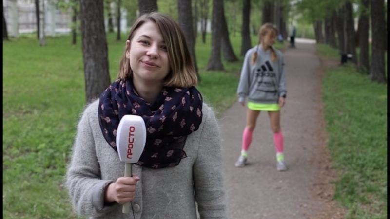 Чемпионка России по суточному бегу Ирина Масанова, эфир от 22.05.2017
