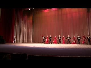 Народный ансамбль Украины Hayreniq танец Берд