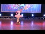 Вариация Дульсинеи из балета А.Минкуса