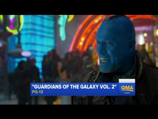 GUARDIANS OF THE GALAXY VOL. 2 Movie Clip - Betrayal (2017) Sylvester Stallone M