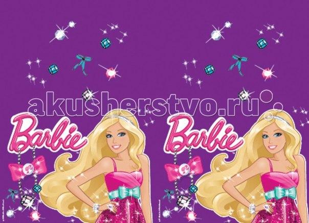 Скатерть полиэтиленовая стразы barbie, Olala