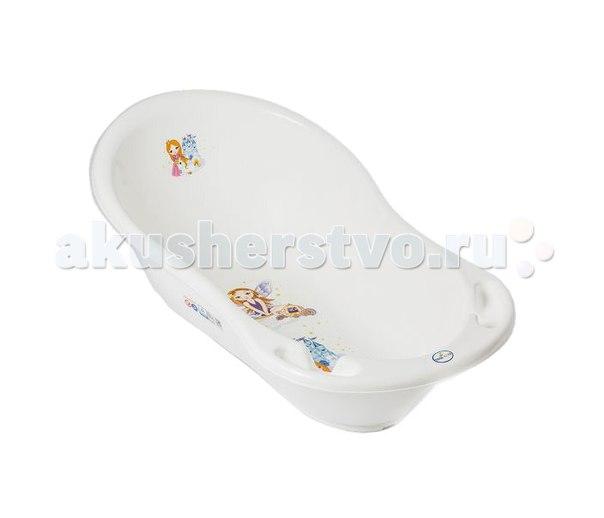 Ванночка для купания маленькая принцесса 86 см, Tega Baby