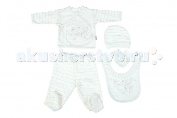 Подарочный набор для новорожденного (5 предметов) bbtf-804, Bebitof Baby