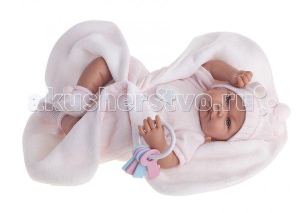 Кукла фернанда в розовом 40 см 3362p, Munecas Antonio Juan