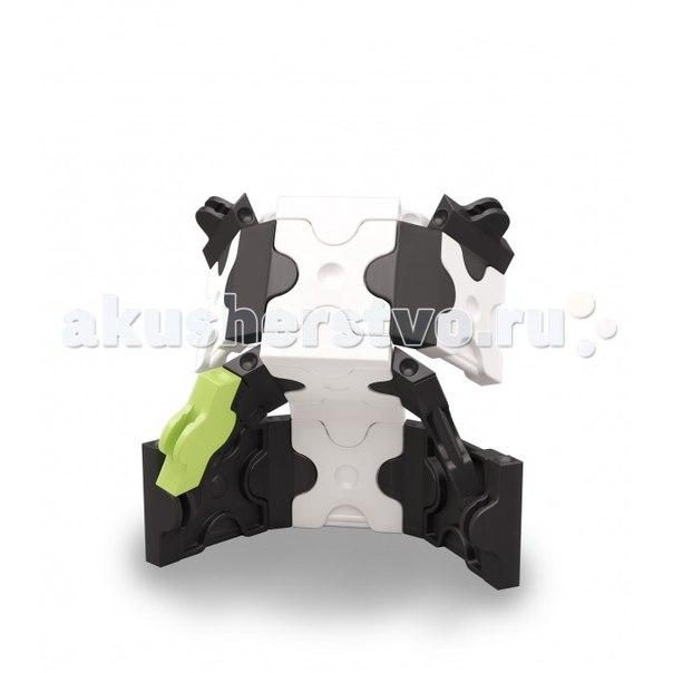 Конструктор Petite Panda Панда (28 деталей), LaQ