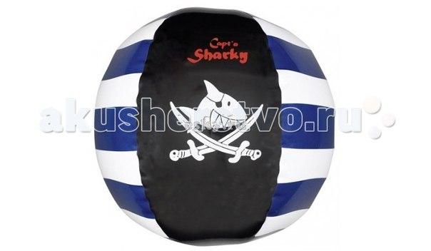 Мяч надувной captn sharky 20664, Spiegelburg