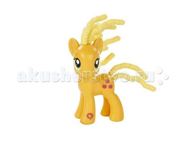 Эпплджек с прическами, My Little Pony