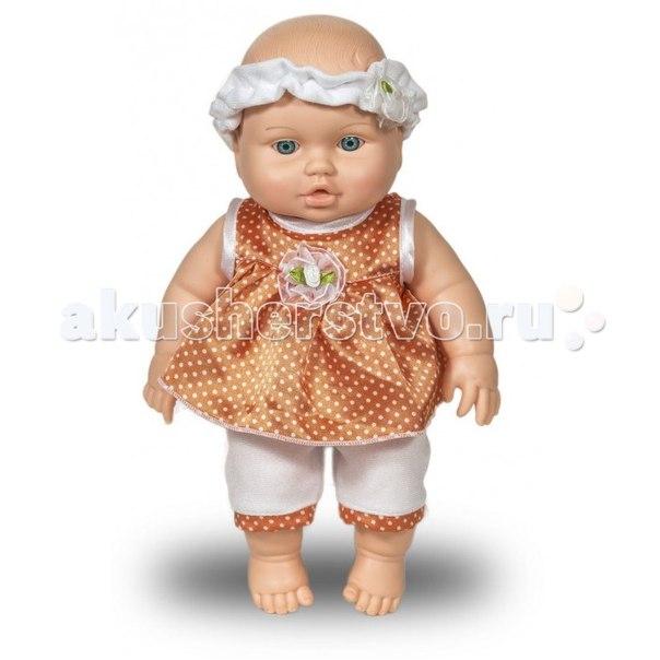 Кукла малышка 8 девочка 30 см, Весна