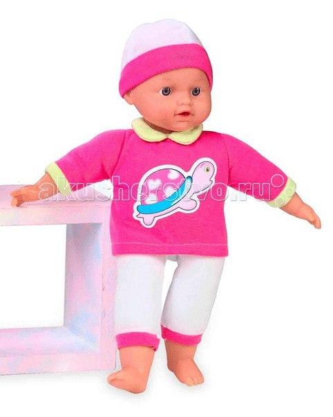 Кукла tiny baby 30 см плачет, Loko Toys