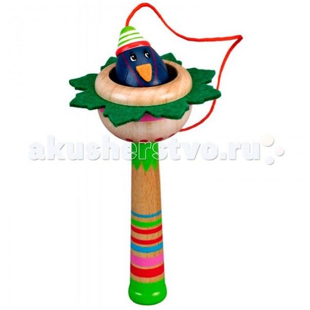 Деревянная игрушка Игра Поймай ворона Pipa Lupina 11078, Spiegelburg