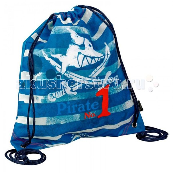 Мешок для обуви captn sharky 10980, Spiegelburg