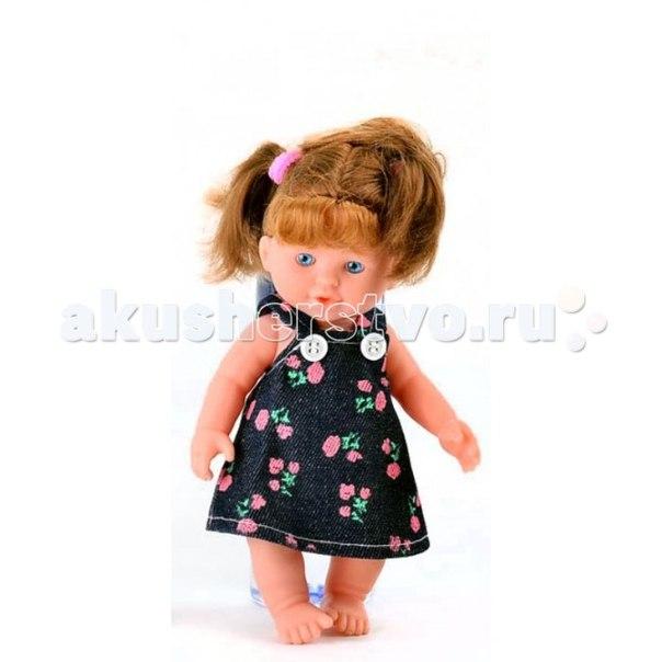 Кукла малышка со звуком 19 см, Veld CO