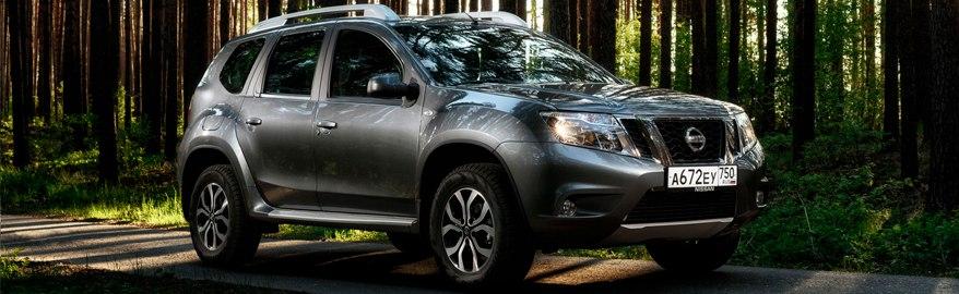В Россию придет обновленный Nissan Terrano