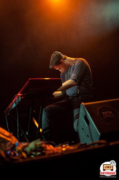 Концерт Vacuum в Москве