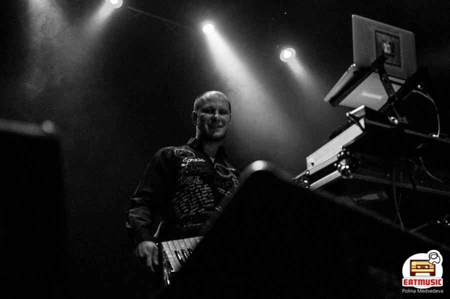 Концерт Vacuum в Москве A La Ru