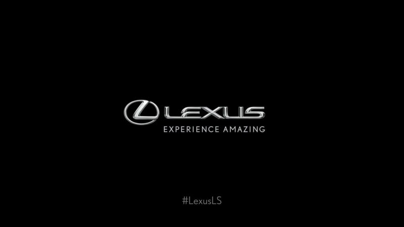 """Lexus LS 000 reveal video Forged from Passion"""""""
