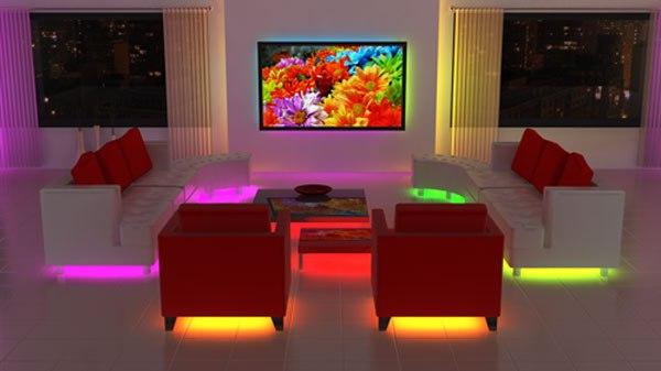 Цены на услуги  монтажа LED освещения