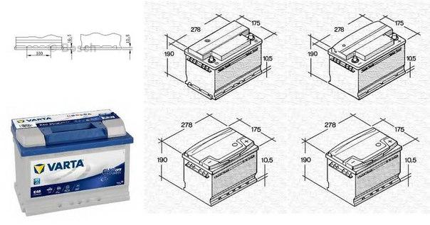 Стартерная аккумуляторная батарея для ALFA ROMEO GTV (916C_)