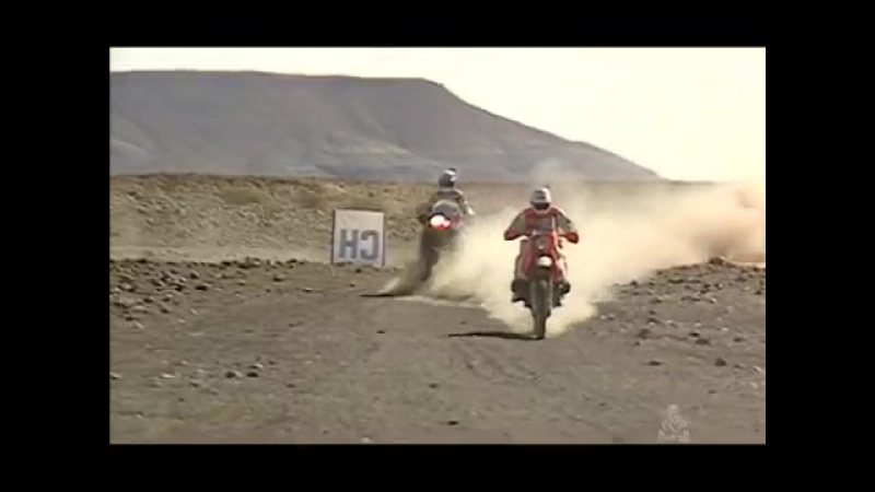 Dakar 1987 - Cyril Neveu