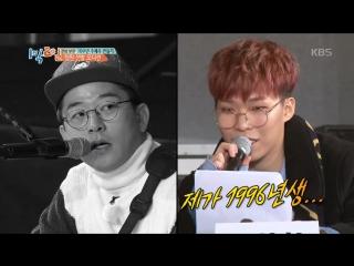 1박2일 시즌3 2 Days 1 Night-Season 3- 김준호, 이찬혁 태어날 때 개그맨 '데뷔' 어미니와 3살 차이.20170305