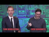 Q&ampA Tom Hiddleston and Josh Horowitz talk Kong Skull Island