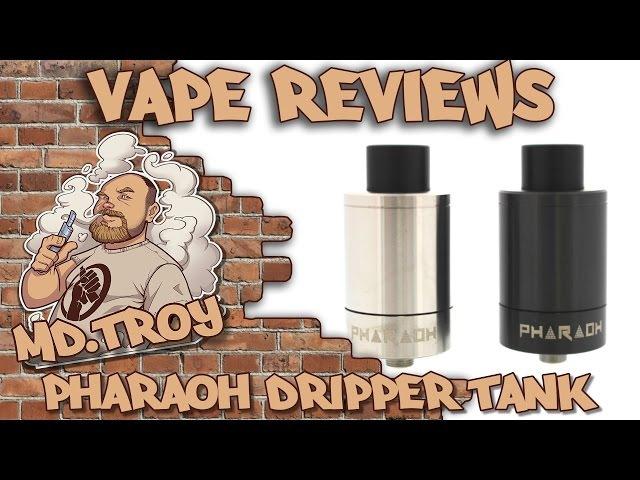 PHARAOH DRIPPER TANK ( from digiflavor.com) дрипка Рип Трипперса