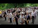 Каменск-Шахтинский, 8 школа, Вальс Выпускников, 25 мая 2017 года