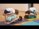 Yoga para niños - Viaje en cohete