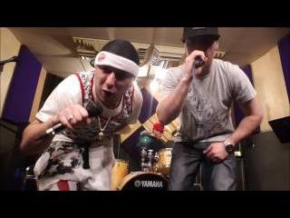 POS Brooklyn Ft SOD - Kavkaz Odessa (Live Studio Performance)