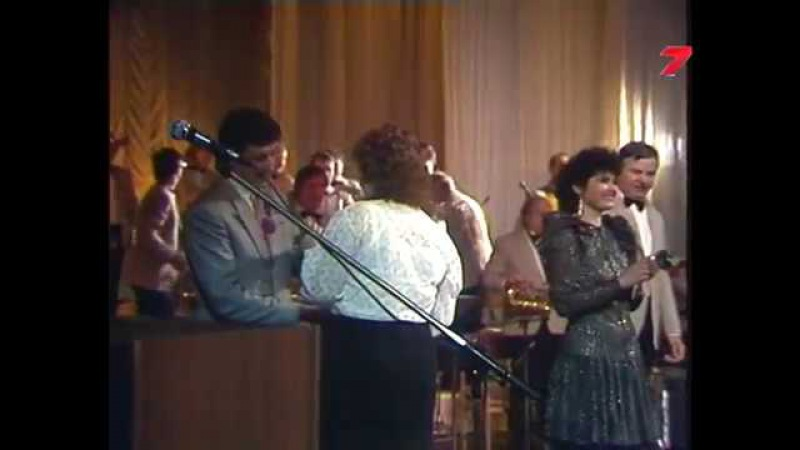 Še, Kur Līgo Priežu Meži (LIVE) - solistu kopkoris; LR un TV EVMO (1988)