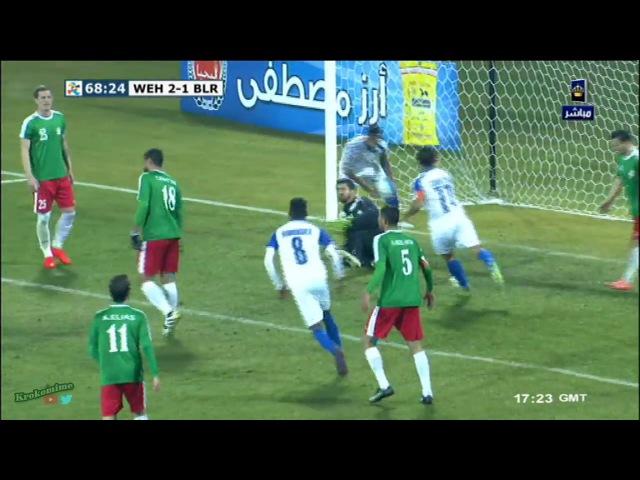 ★ AL WEHDAT 2 1 BENGALURU FC ★ 2017 AFC Champions League Goal ★