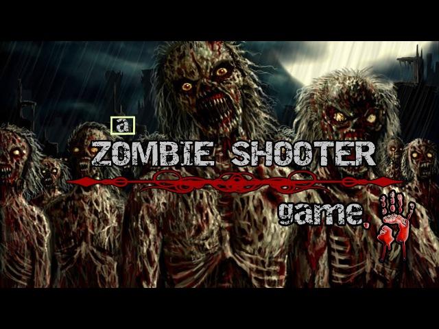 Наступил Зомби Апокалипсис! Орды Голодных Зомби Хотят Нас Убить! - Обзор Игры A Zomb...