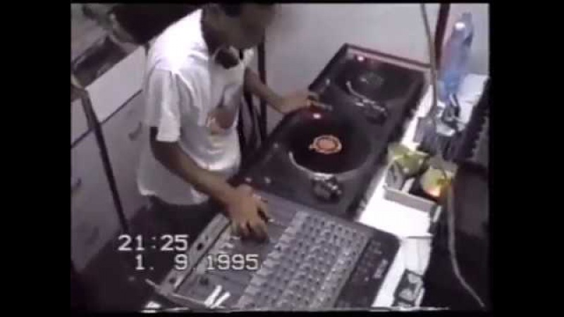 90s Radio DJ (Rodge)