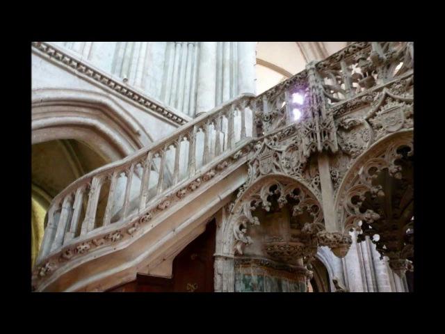 Visite de l'église Ste-Madeleine de Troyes.