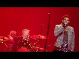 The Royals Family Queen &amp Adam Lambert - Under Pressure @ Palace of Auburn Hills Detroit MI 0720