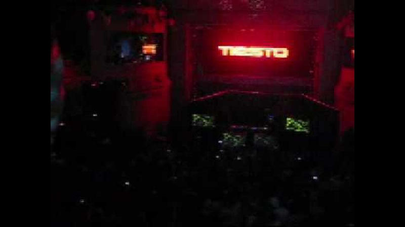 Tiesto Not Exactly In Search Of Sunrise Tour 2008