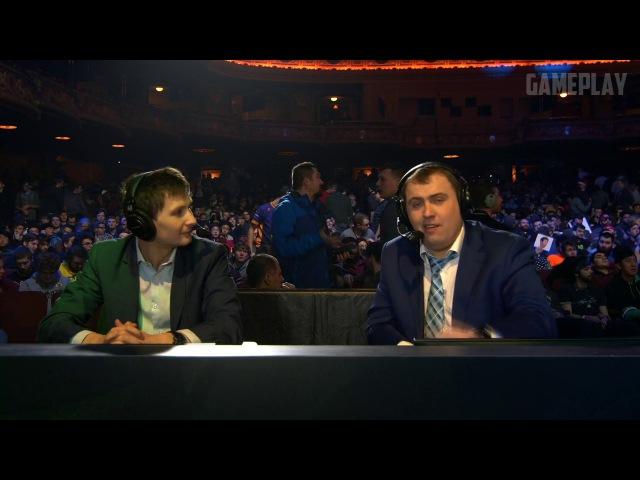 AmericaTV на Dota 2 Event The Boston Major 2016.