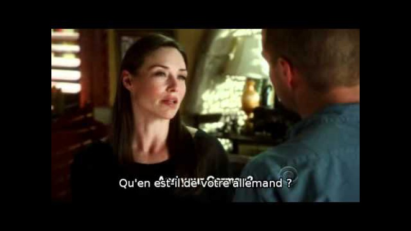 NCIS Los Angeles - Callen speaks diffrents languages