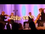 Концерт струнного квартета филармонии и Владимира Ткаченко