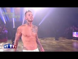 DALS S01 - Une rumba avec M. Pokora et Katrina Patchett sur 'Angels' (Robbie Williams)