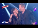 The Voice 2014│Maximilien Philippe et Garou - With a Little Help from My Friends (Joe Cocker)│Finale