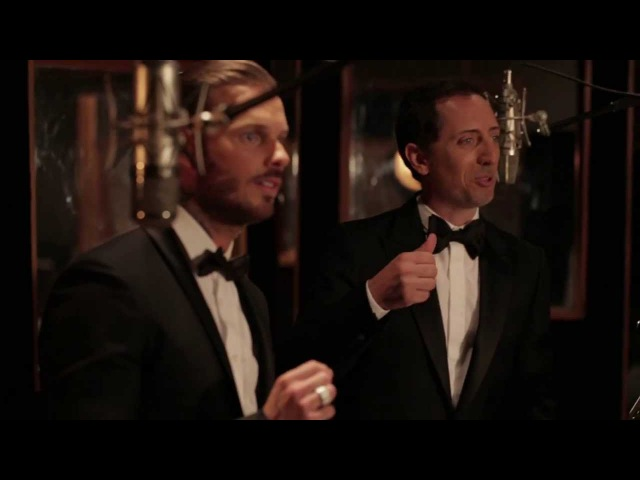 Forever Gentlemen | Singing in the rain (extrait) [Gad Elmaleh M. Pokora]