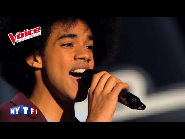 The Voice 2014│Gwendal Marimoutou - I am What I am (Gloria Gaynor)│Blind audition