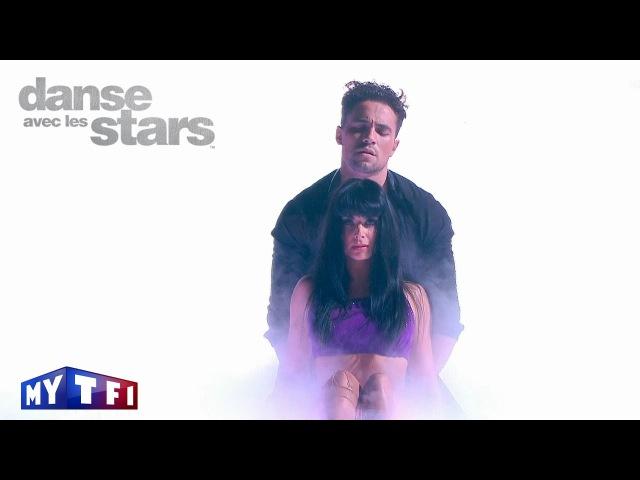 DALS S06 - Olivier Dion, Candice et Coralie dansent une danse contemporaine sur '''Saint Claude